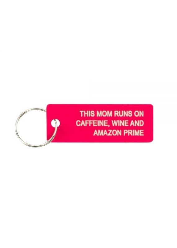 About Face Designs ****Amazon Prime Keychain