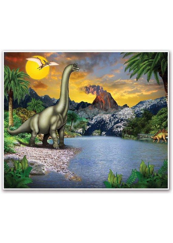 ****Dinosaur Insta Mural 5ft x 6ft
