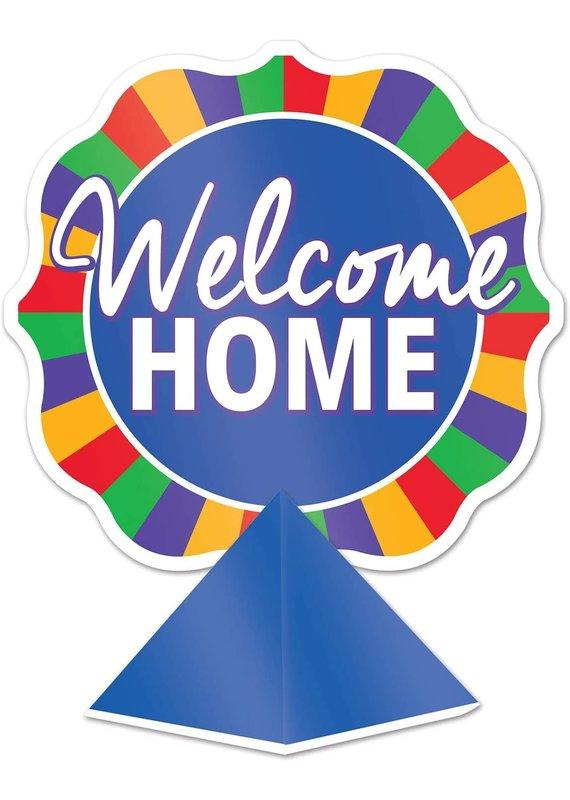 ****Welcome Home 3D Centerpiece