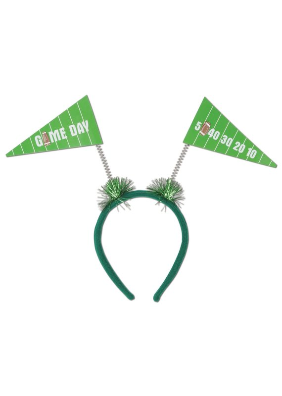 ****Football Pennant Boppers