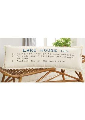 ****Lake House Definition Pillow