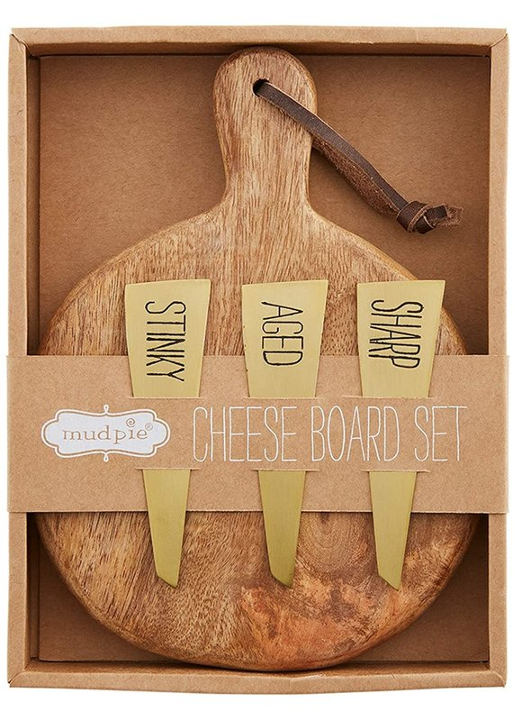 ****Bistro Boxed Cheese Set
