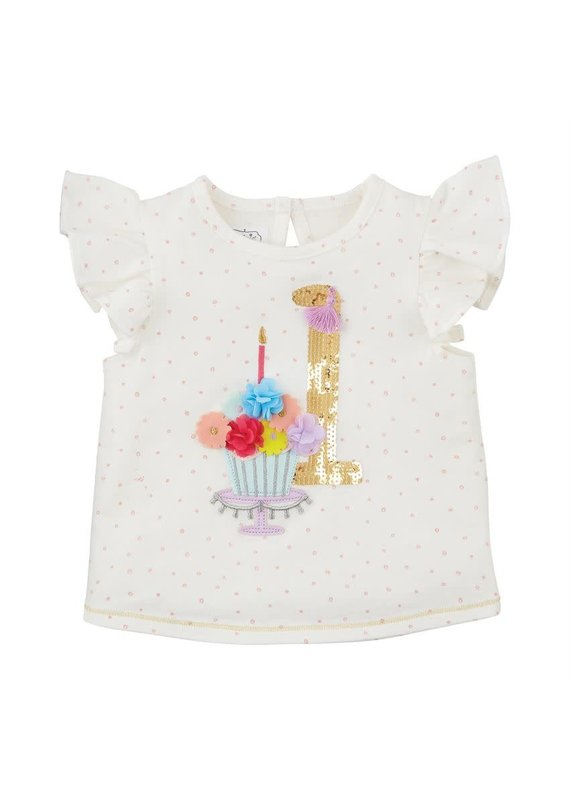 ****Birthday Girl One Shirt (12-18 mo)