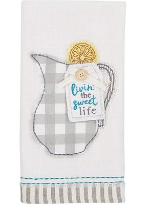 ****Livin' the Sweet Life Kitchen Towel