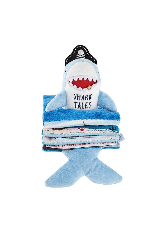 ****Shark Plush Fold Out Book