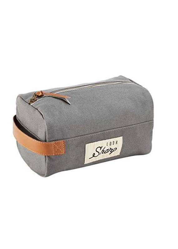 ****Look Sharp Men's Dopp Kit