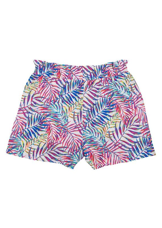 ****Simply Southern Shorts Palm Leaf