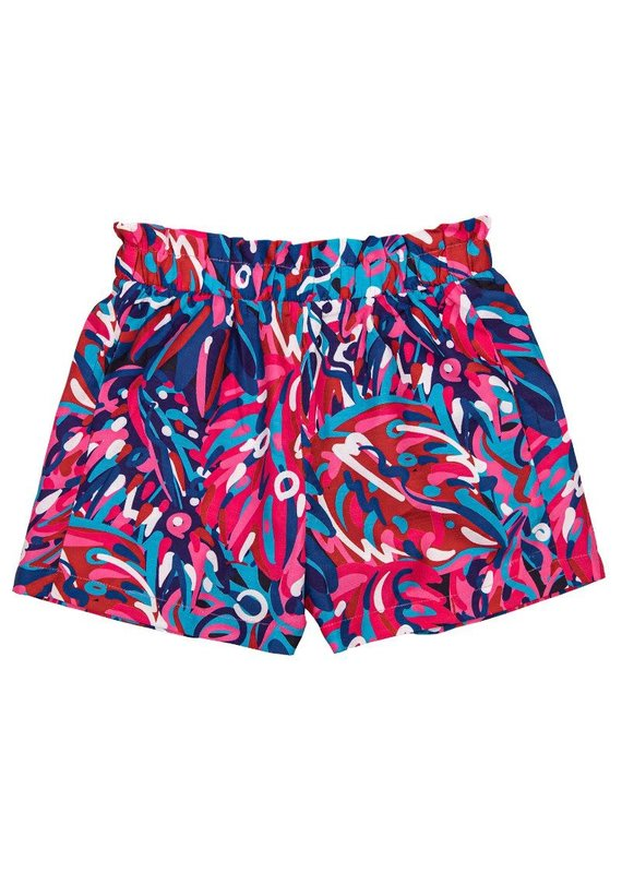 ****Simply Southern Shorts Rainforest