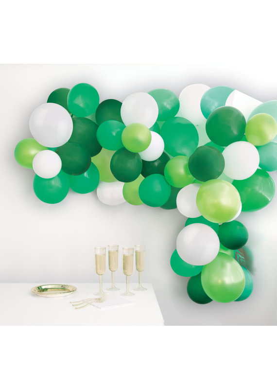 ****Green Balloon Garland Arch Kit