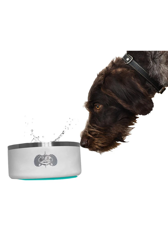 ToadFish *****Toadfish Non-Tipping Dog Bowl