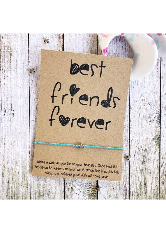 Wishlet ****Best Friends Forever Wishlet Bracelet