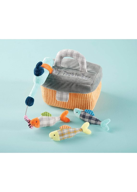 ****My First Tackle Box Plush Set