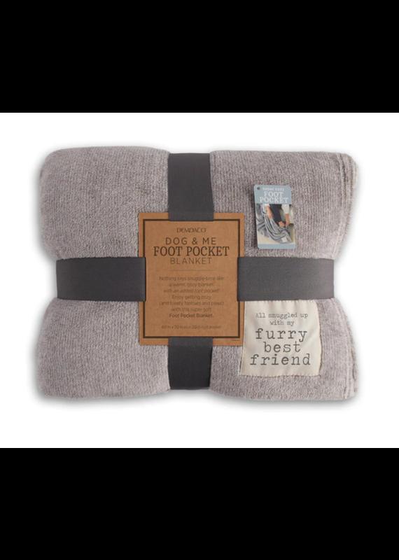 ****Dog & Me Pocket Blanket