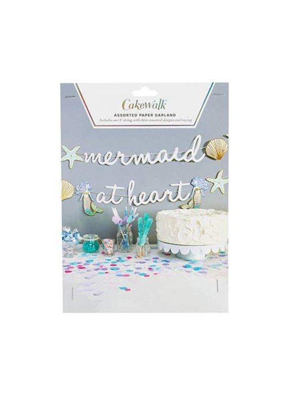 Cakewalk ****Mermaid at Heart Banner