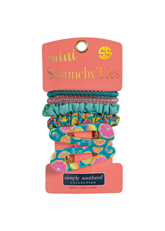 ****Simply Southern Mini Scrunchy Ties