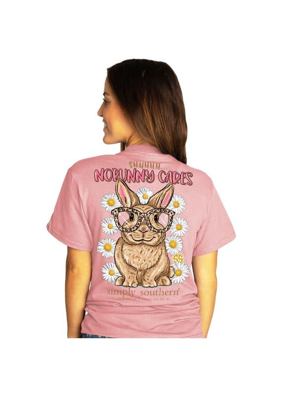 ****Simply Southern Short Sleeve No Bunny Crepe