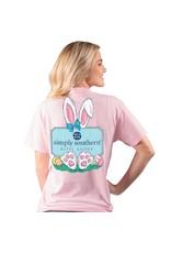 ****Simply Southern Short Sleeve Easter Lulu