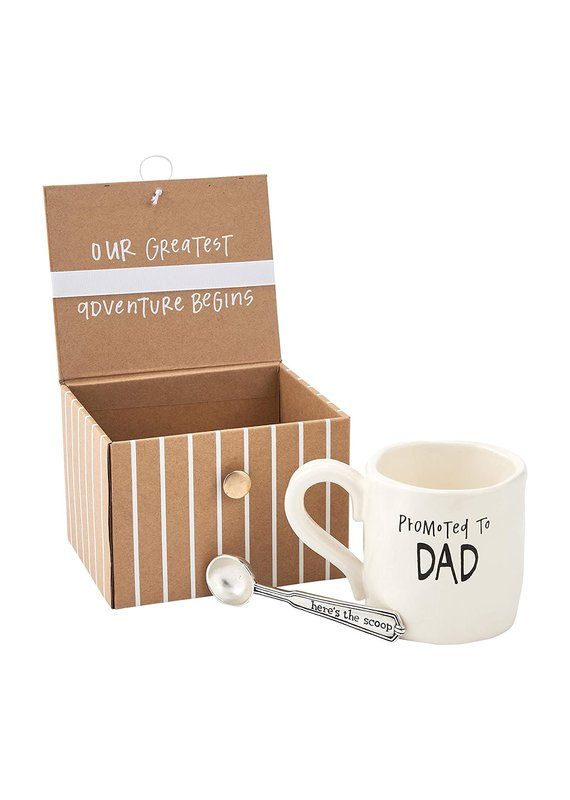 ****Dad Coffee Announcement Box