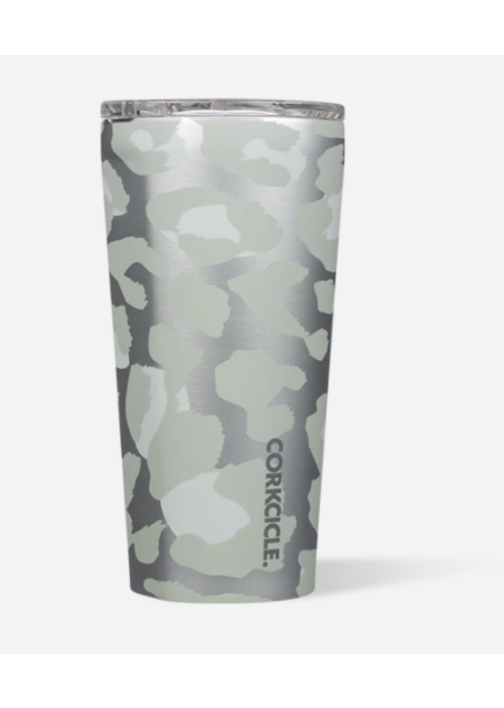 Corkcicle ****Corkcicle  Snow Leopard 16oz Tumbler