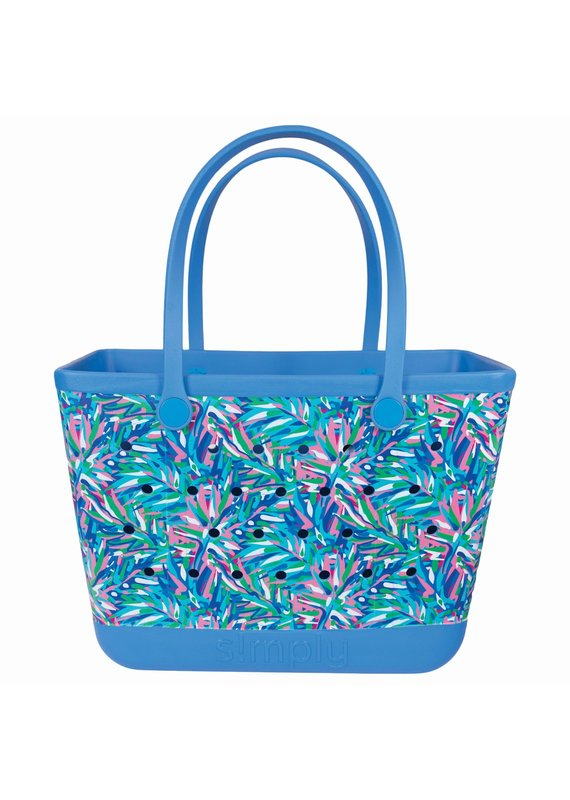 Simply Southern Large Simply Tote Bag in Abstract