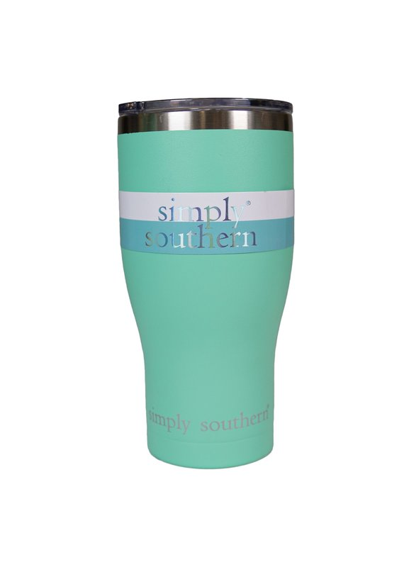 ****Simply Southern Tumber 30oz Sea
