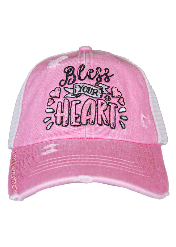 ****Simply Southern Bless Hat