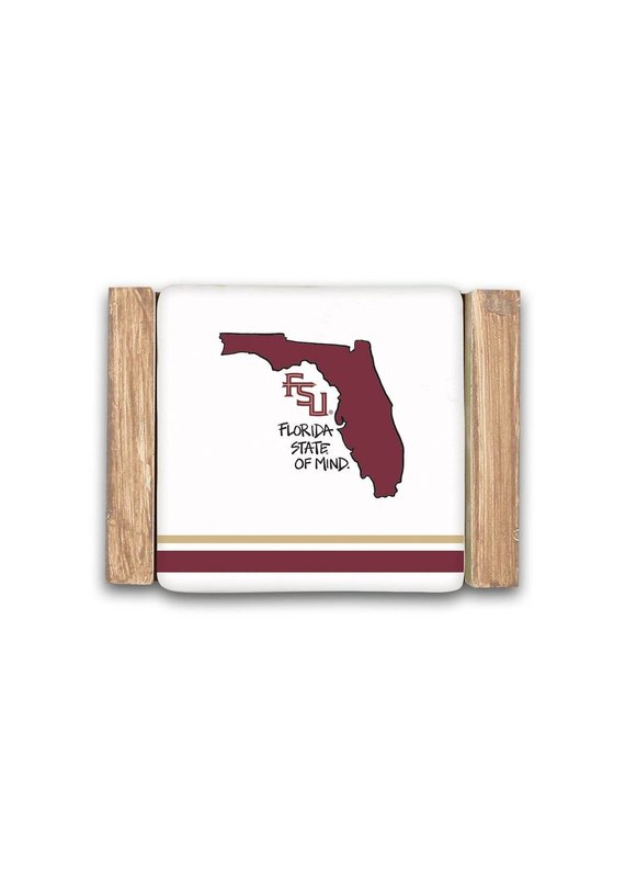 ****Florida State Seminoles Coaster