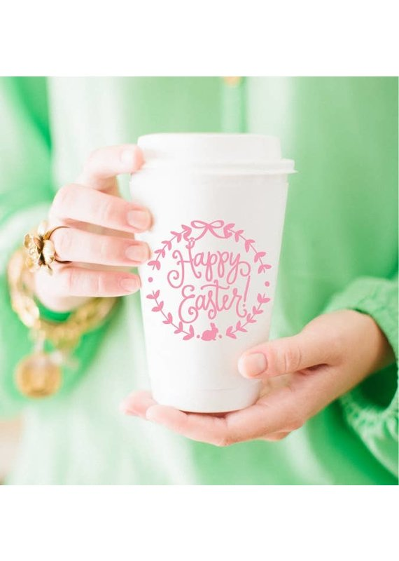 Natalie Chang **** Happy Easter! | To-Go Coffee Cups