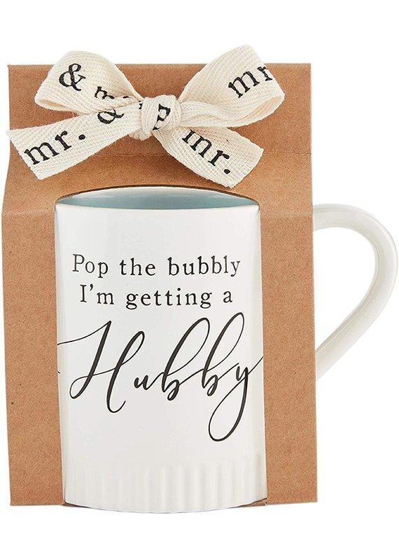 ****Hubby Engaged Mug