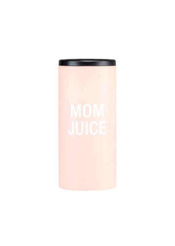 About Face Designs ****Mom Juice Slim Can Cooler