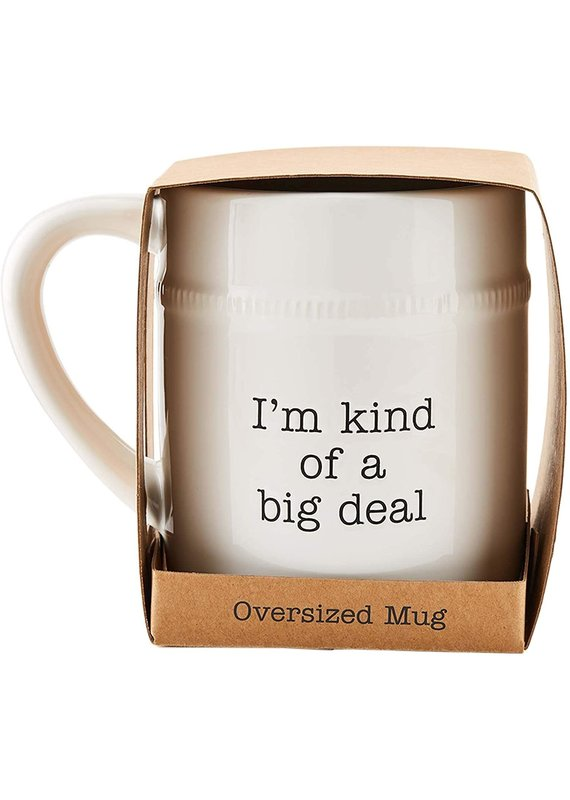 ****Big Deal Oversized Mug