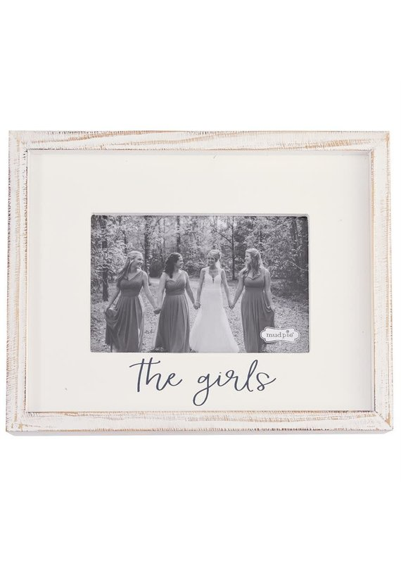 ****The Girls Picture Frame