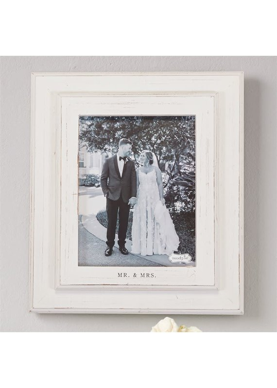 ****Mr. and Mrs. Picture Frame 8x10