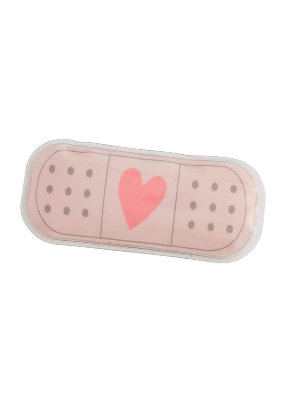 ****Pink Band-Aid Ouch Pouch