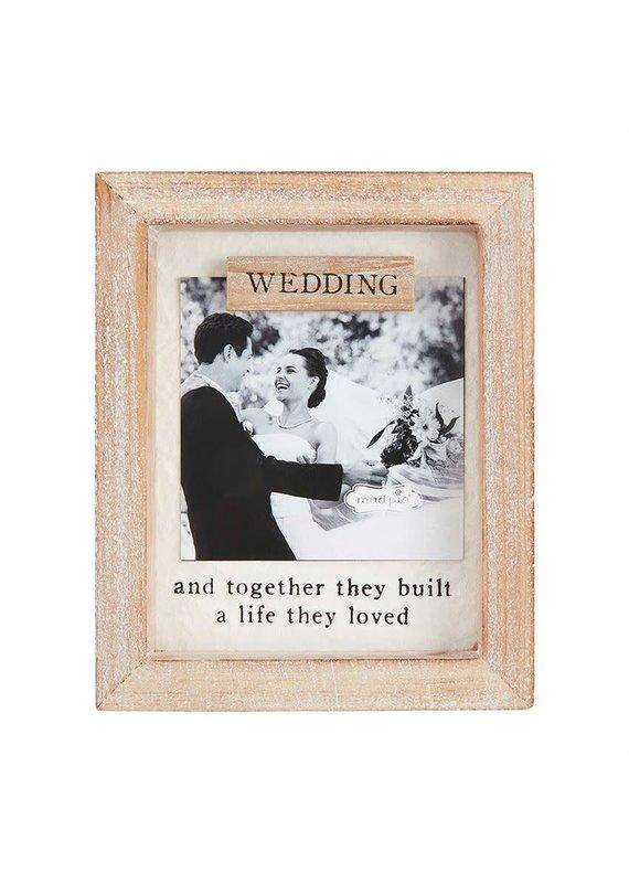 *****Wedding Magnet Picture Frame