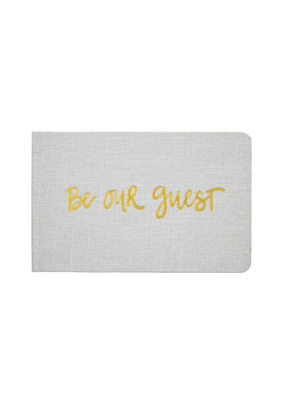 ****Be Our Guest Vacation Guest Book