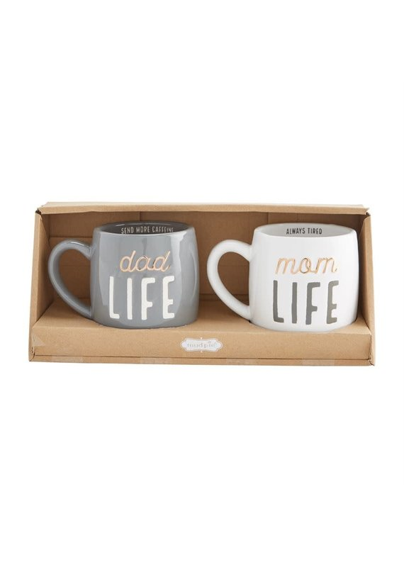 ****Parent Life Mug Set