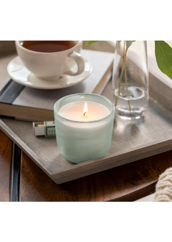 ****Giving Candle - Restore: Silver Sage Leaf