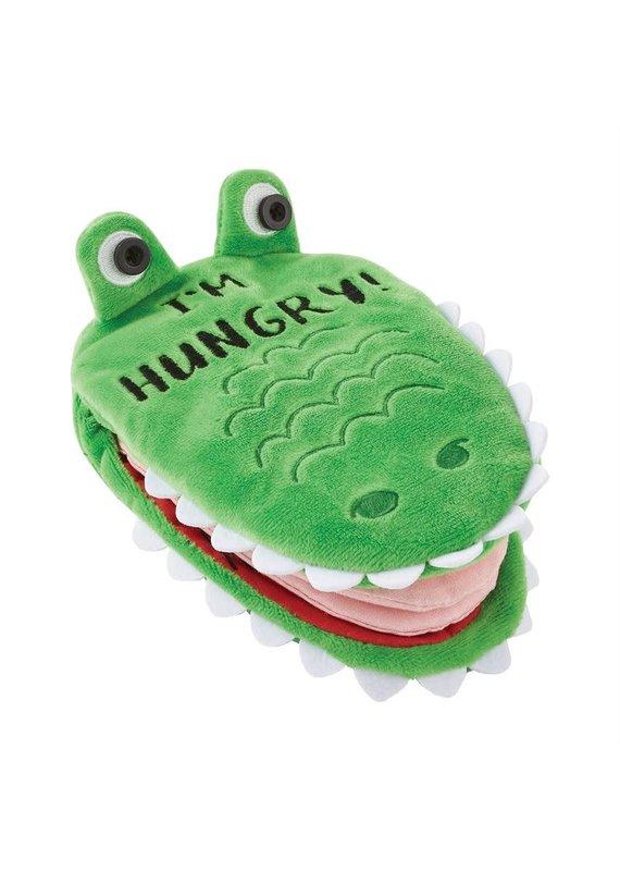 ****Alligator Plush Book