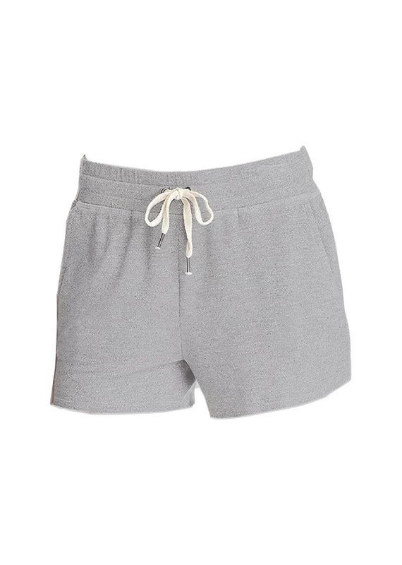 ****Simply Southern Terry Cloth Shorts Gray