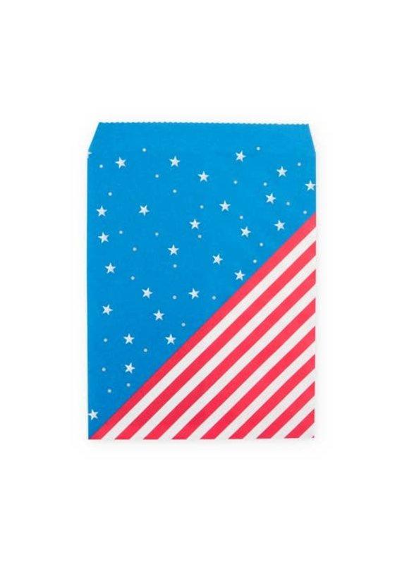 Cakewalk *****Stars & Stripes Paper Treat Bags