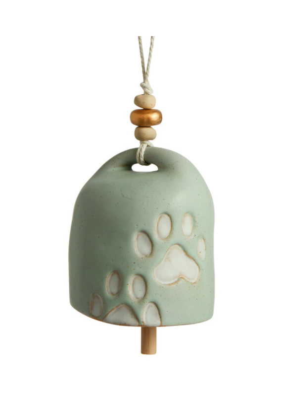 ****Inspired Bell - Paw Prints