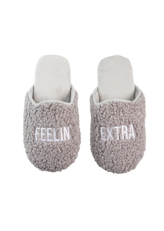 Totalee Gift *****Feeling Extra Cozy Slippers