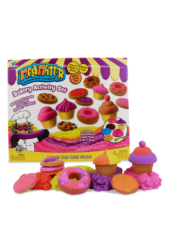 Mad Mattr ****Bakery Activity Set from Mad Mattr