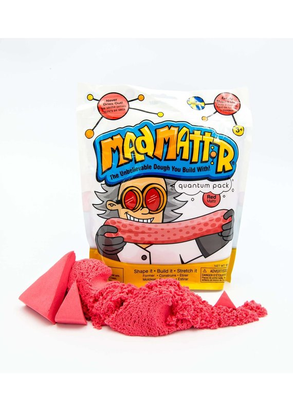 Mad Mattr ****Mad Mattr 10oz Red (Original)