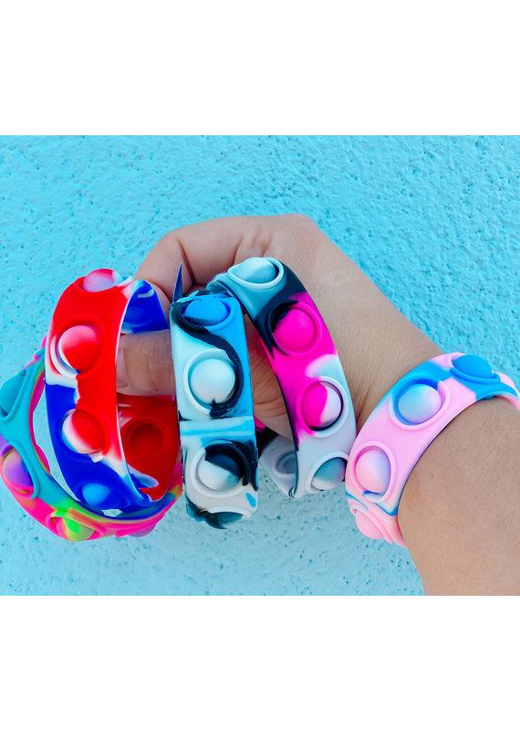 Confetti & Friends *****Crazy Snap Pop It Fidget Bracelets