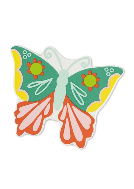 Cotton Colors ****Mini Butterfly Welcome Attachment