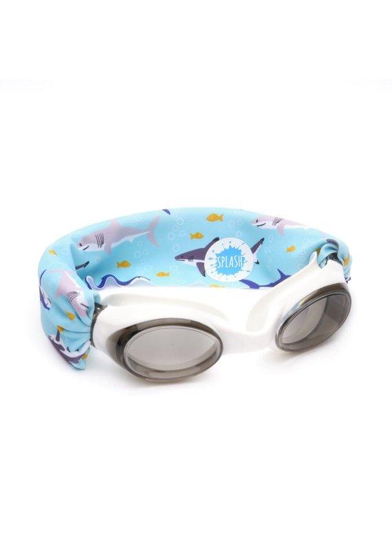 Splash Swim Goggles *****Shark Attack Splash Swim Goggles
