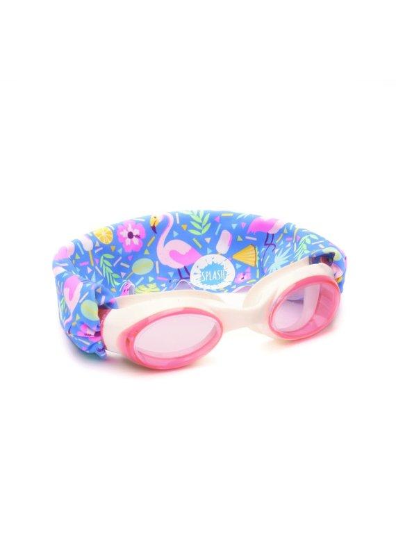 Splash Swim Goggles ****Flamingo Pop Splash Swim Goggles