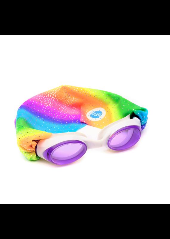 Splash Swim Goggles ****Rainbow Sparkle Splash Swim Goggles